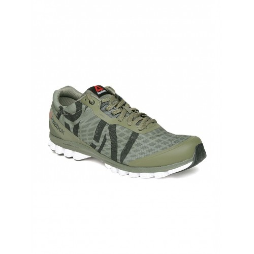 9c5e3b68881 Buy Reebok Men s Olive Green Sublite Super Duo Running Shoes ...