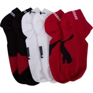Puma Women's Quarter Length Socks Pack Of 3