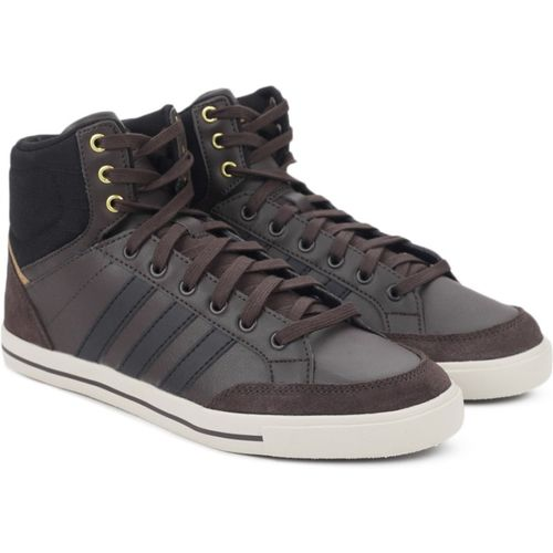 Buy ADIDAS NEO CACITY MID Sneakers For Men(White, Black