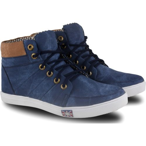 FABBMATE 101 Sneakers For Men(Navy)