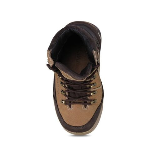Woodland Camel Casual Boots