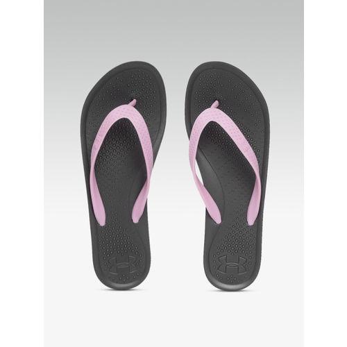 Black AtlanticDune Thong Flip-Flops
