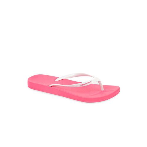 iPanema Women Pink Solid Thong Flip-Flops