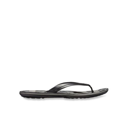 Crocs Crocband Black Flip Flops