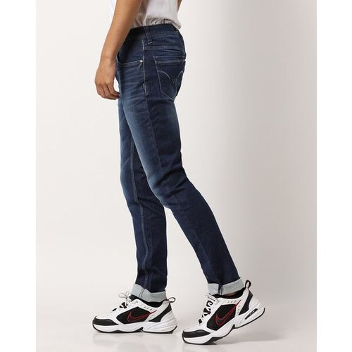 LAWMAN PG3 Washed Slim Fit Jeans