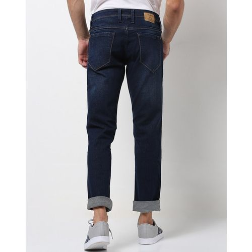 INTEGRITI Mid-Rise Washed Skinny Fit Jeans