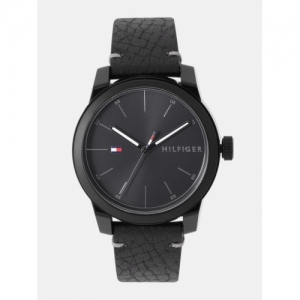 Tommy Hilfiger Men Black Analogue Watch TH1791384_BBD11