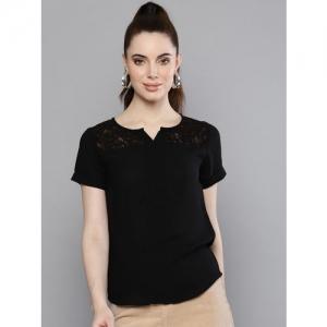 83bd5048f5e08c Buy Vrati Fashion Women Tunic Short Top For Jeans Plain Diamond ...