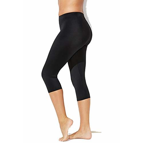 Stars and You Sports Active wear Highly Stretchable Work-Out Women Capri - Fitness, Yoga,Trail, Walking, Gym