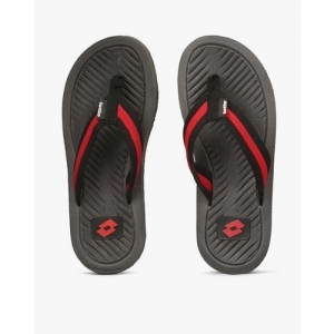 LOTTO Thong-Strap Flip-Flops with Branding