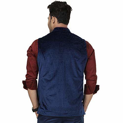 Generic Aespen ethnic wear Nehru jacket/Modi jacket/Sleeveless Bandi/traditional Koti for Men