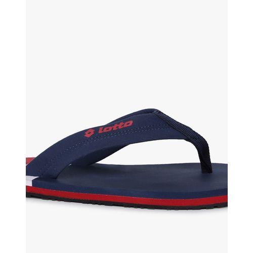 LOTTO Colourblock Thong-Style Flip-Flops