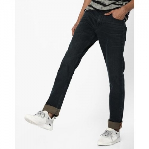 JOHN PLAYERS Low-Rise Slim Fit Jeans