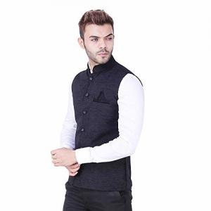 PSK Nehru & Modi Style Men's Waistcoat