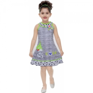 525df67af79 Vidya Fashions Multicolor Girls Midi/Knee Length Casual Dress. ₹325 ₹850  Flipkart