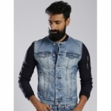 GAS Blue Denim Jacket