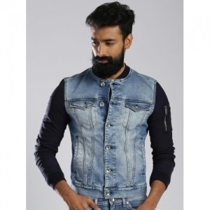 GAS Blue Denim Jacket