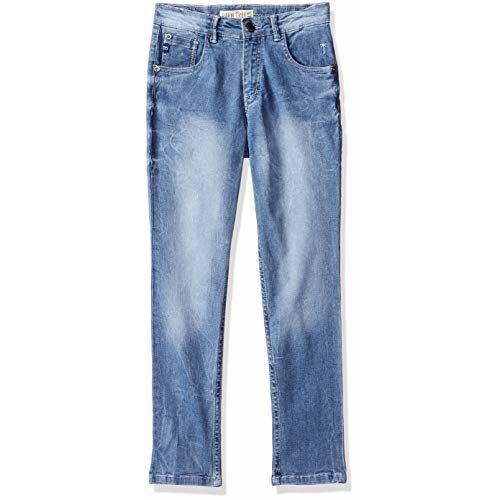 PalmTree Boys' Slim Fit Jeans