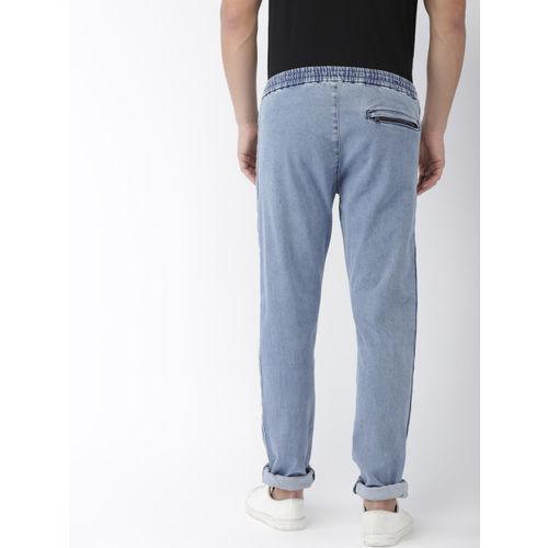 Levis Men Blue Jogger Mid-Rise Clean Look Stretchable Jeans 512