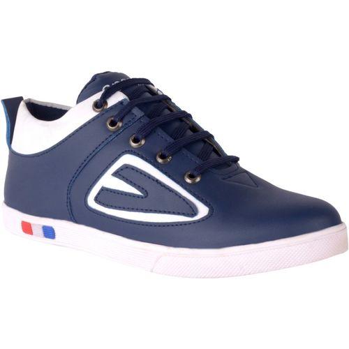 1AAROW 1AAROW 155(1105)BLUECAUSAL Sneakers For Men(Navy, White)