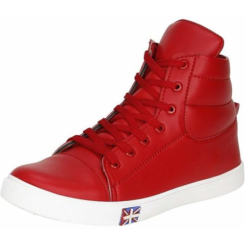 FootZilla Sneakers For Men(Red)
