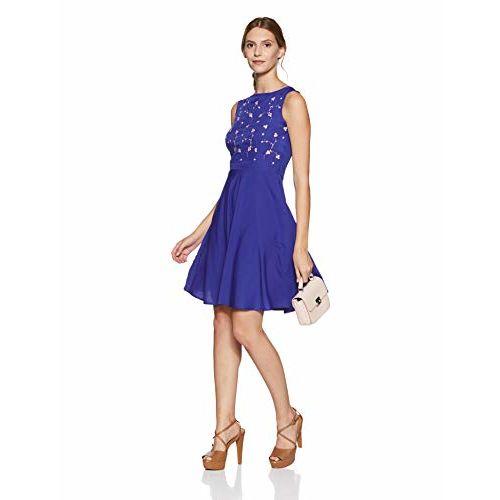 Styleville.in Women's Skater Midi Dress