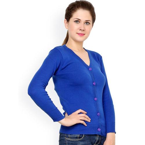 Renka Blue Cardigan