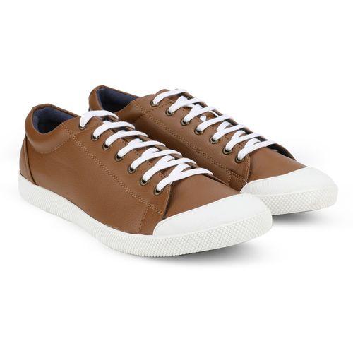 Bata Leisure Sneakers For Men(Tan)