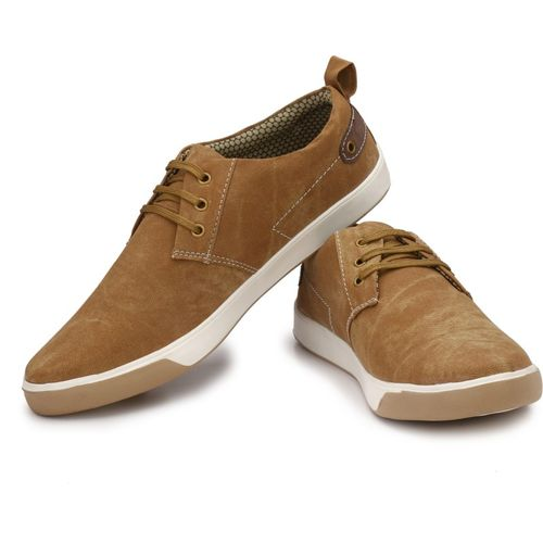 Sklodge AISTC9 Sneakers For Men(Tan)