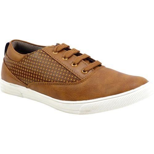Smoky Sneakers Sneakers For Men(Tan)