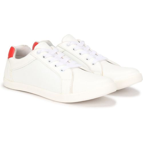 ZOVIM Sneakers For Men(White)