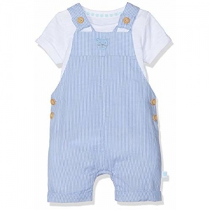 Mothercare Baby Boy's Regular fit Dungaree