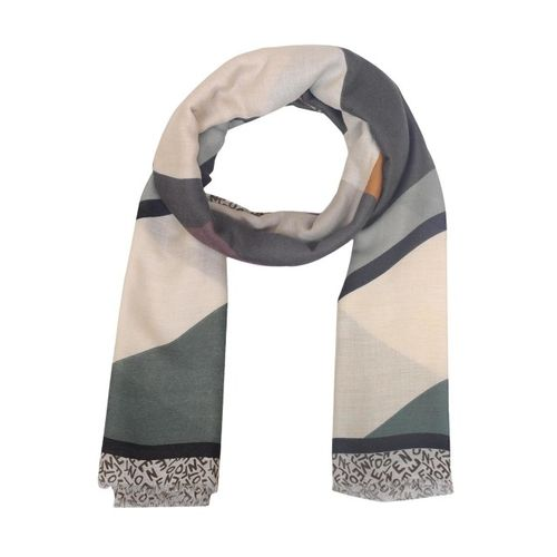 FabSeasons Multicoloured Printed Scarf
