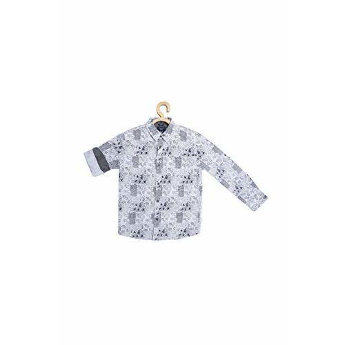 Allen Solly Junior Boys Plain Shirt