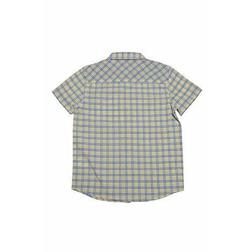 Allen Solly Junior Boys Checkered Shirt