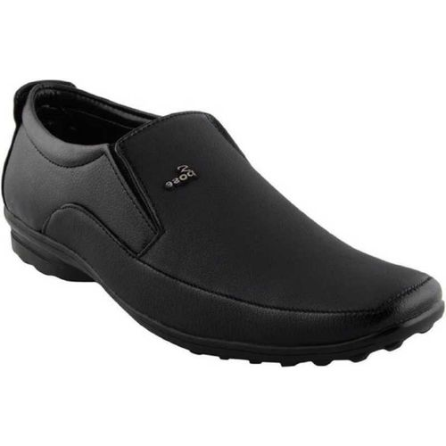 LITHRA Sneakers, Party Wear, Mocassin, Running Shoes , Boots Party Wear, Loafers For Men(Black)