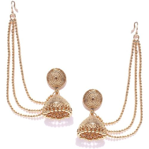 Zaveri Pearls Bollywood Inspired Zinc Jhumki Earring
