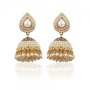 YouBella Ethnic Traditional Jewellery Jhumki Earrings