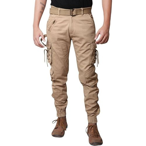 Black Magnet Men Cargos