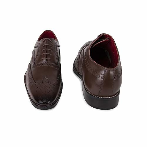 LOUIS STITCH Luxury Leather Men's Formal Shoes