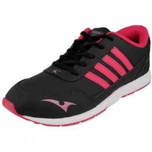 Combit Black Training & Gym Sports Running Shoes For Women