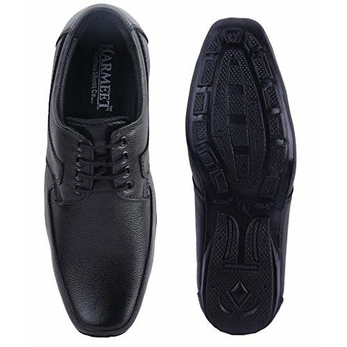 Harmeet Men's Pure Leather Formal Shoes
