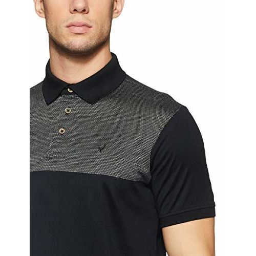 Allen Solly Men's Starred Regular Fit Polo