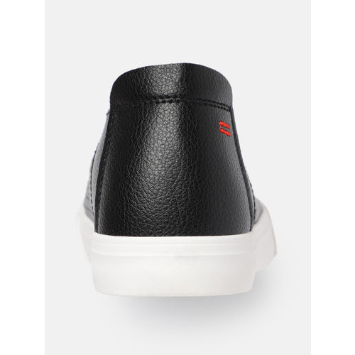 Mast & Harbour Men Black Sneakers