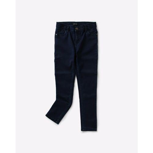 AJIO Slim Fit 5-pocket Jeans