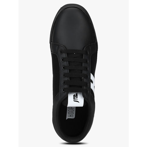 Hoopers Men Black Sneakers