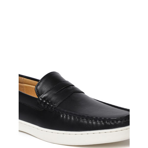 U.S. Polo Assn. Men BLAKE Black Loafers