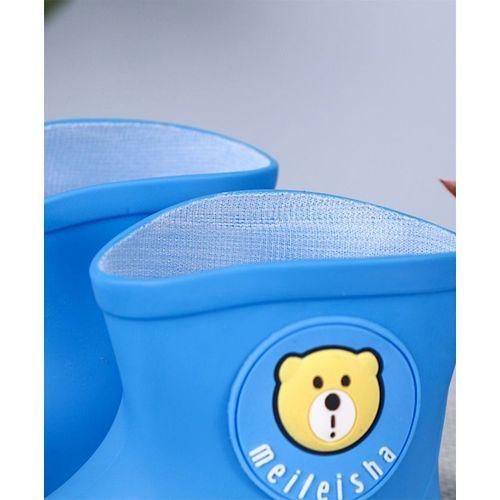 Cute Walk by Babyhug Gumboots - Blue