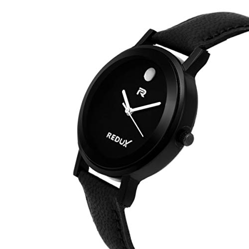Redux Analogue Black Dial Girls Watch RWS0226S