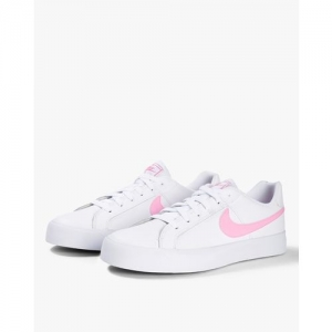 NIKE Panelled Lace-Up Casual Shoes